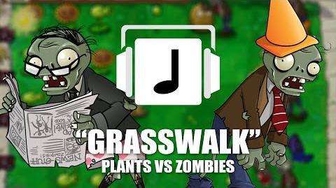 """Grasswalk"" Plants VS Zombies Remix-0"