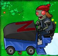 Hasil gambar untuk plant vs zombie Zomboni