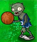 Basketball Zombie
