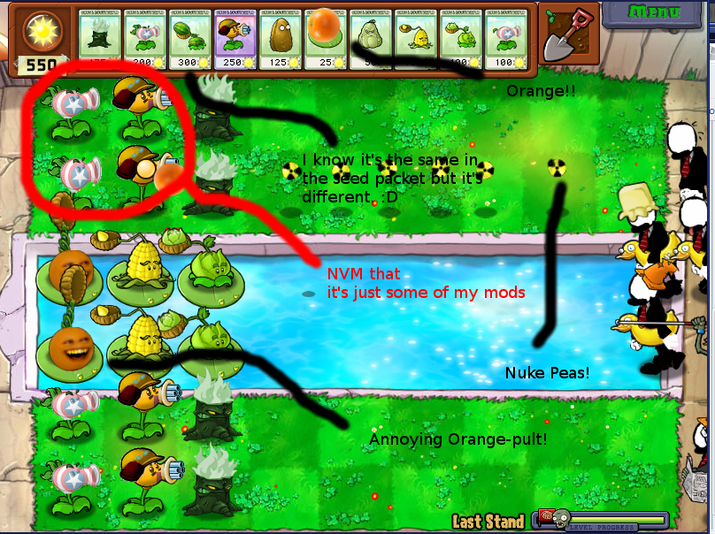 Моды для plants vs zombies скачать
