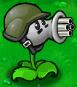 Gatling Spike Pea