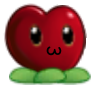 Heart berry by leo
