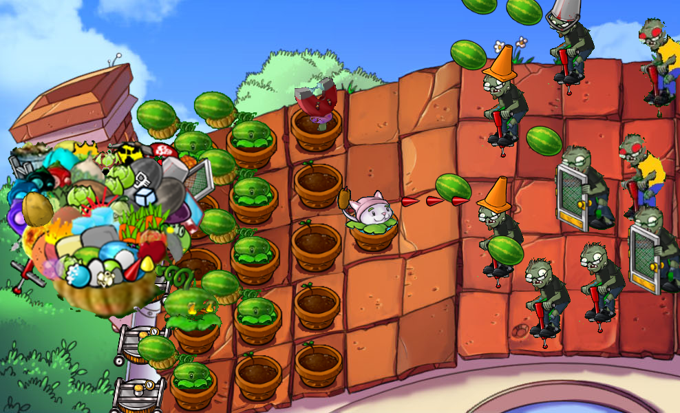 Plants vs. Zombies - Walkthrough/guide - ign.com