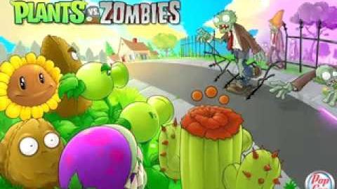 Plants Vs. Zombies - Zombotany Beta Music (Unreleased Track)
