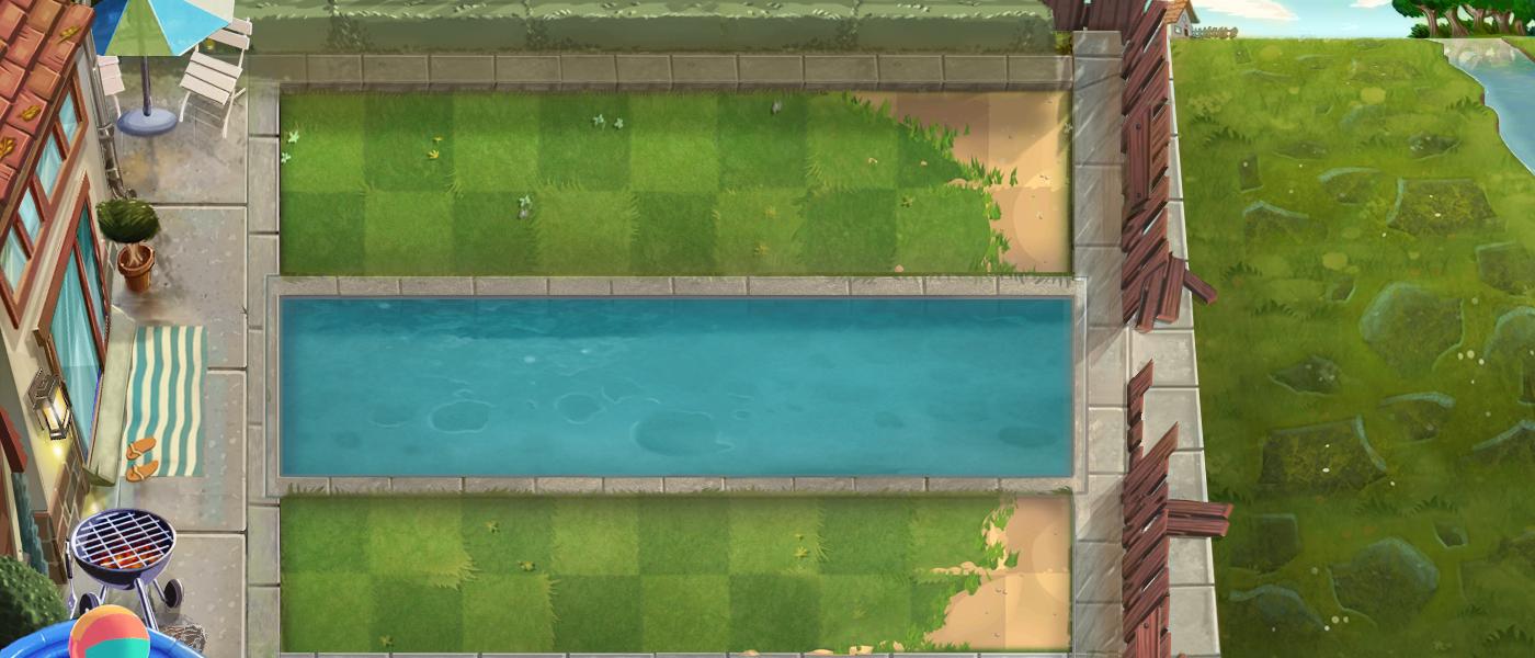 Player's Backyard (PvZ : TPR) | Plants vs. Zombies ...
