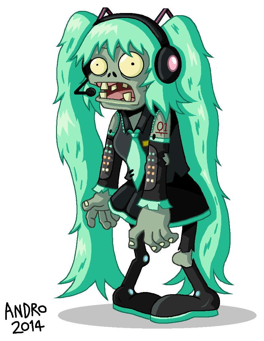 Image vocaloid zombieg plants vs zombies character creator vocaloid zombieg voltagebd Image collections