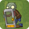 PVZ2 Screen Door Zombie