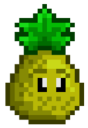 Pixelated Pineapple