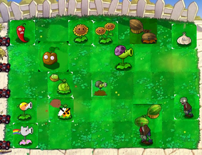 Pvzcc screenshot by Plantsthrust.