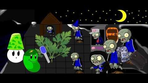 Plants vs Zombies 2 Custom Music - Night Sail Demonstration Mini-Game - READ DESCRIPTION FIRST -