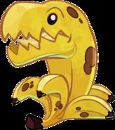 BananasaurausRex vectorized
