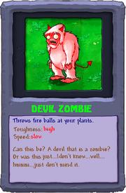 Devil Zombie2