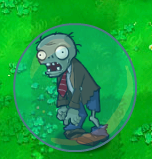 Zombie in the Bubble