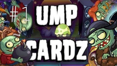 UMP CARDZ 1.2 - A new PvZ Imp based Fan-made Card Game!