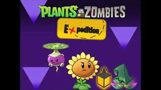 Aether Castle Wonder - Plants vs. Zombies- Expedition Official Soundtrack