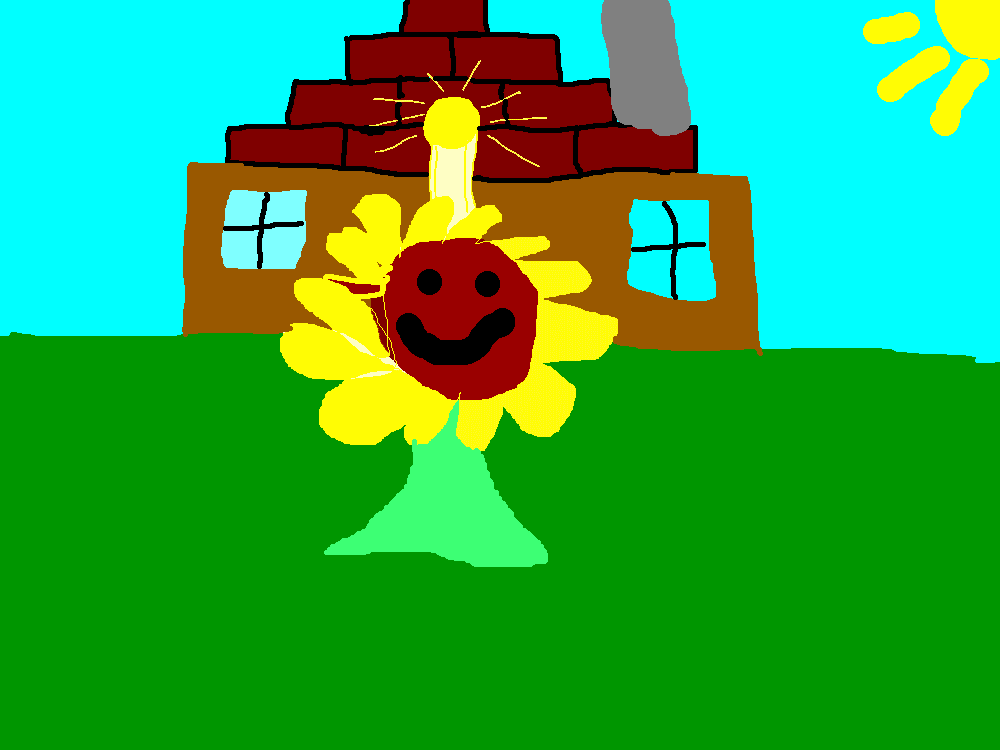 Sunflower impossible