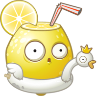 Lemon Costume HD