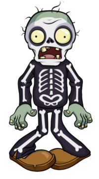 Trick-Or-Treater Skin