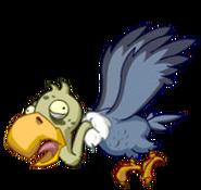 Zombie Vulture