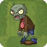 Brave zombie