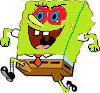 Giga Sponge-Bob Zombiepants