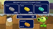 Imitater's Pumpkin Store 1