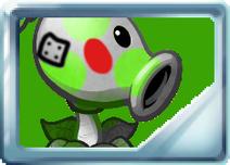 Techno-Peashooter (Card)