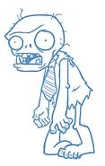 Unknown Prehistoric Zombie