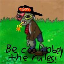 Obey Zombie