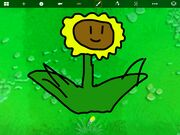 Fall-Sunflower