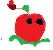 Apple Drawn