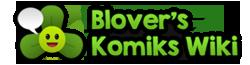 Blover's Komiks Wiki
