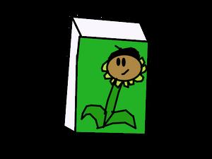 Art Sunflower