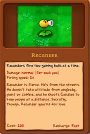 Recander Alamanac