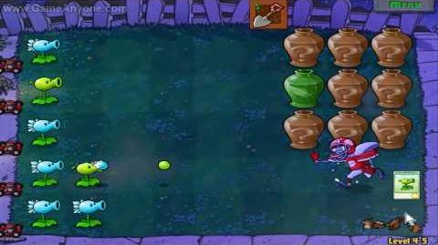 Plants Vs. Zombies HD - Level 4-5
