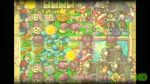 Plants vs Zombies - Hearts on Fire ( Sunflower Power X3 )