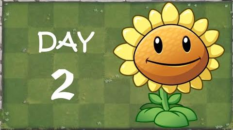-Android- Plants vs. Zombies 2 - Player's House Day 2 (Tutorial)