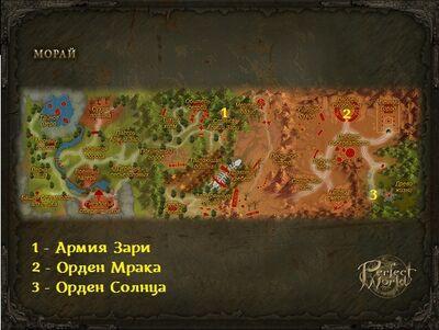 Morai map
