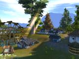 Тайная деревня