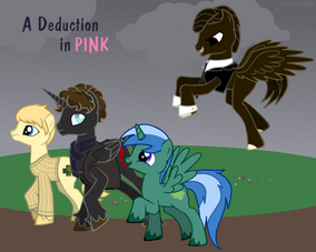 Deduction in Pink