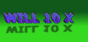 Will 10 X Logo