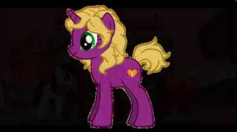 Ponyville Legends Meet the Ponies