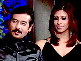The Raichand Couple