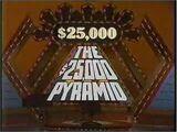 The (New) $25,000 Pyramid