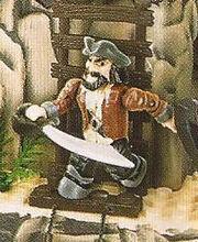 Blackteeth on smuggler's fort