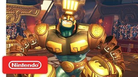 ARMS - Demonstration & DLC - Nintendo E3 2017