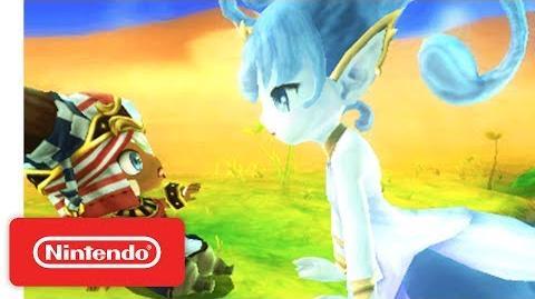 Ever Oasis - Game Trailer - Nintendo E3 2017
