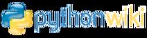 PythonWikiWordmark