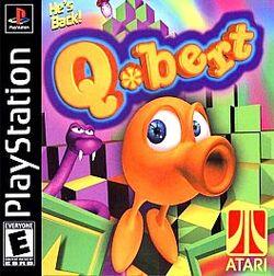 QbertPlayStation