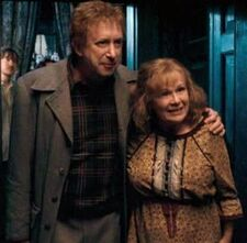 Arthur and Molly Weasley